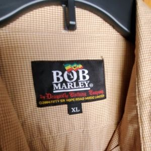 Bob Marley Shirts - BOB MARLEY